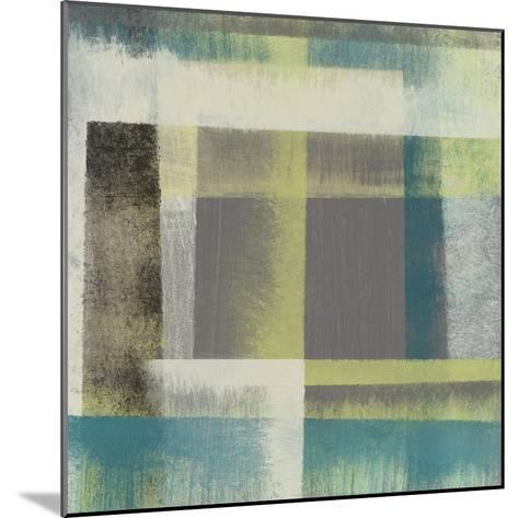 Overspray II-Jennifer Goldberger-Mounted Art Print