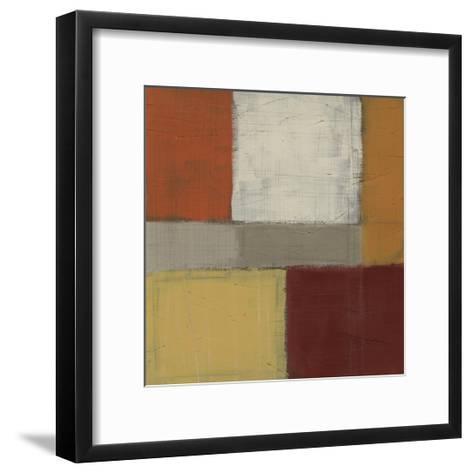 Red Sector II-Erica J^ Vess-Framed Art Print