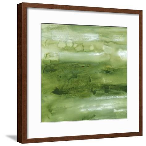 Malachite I-Lisa Choate-Framed Art Print