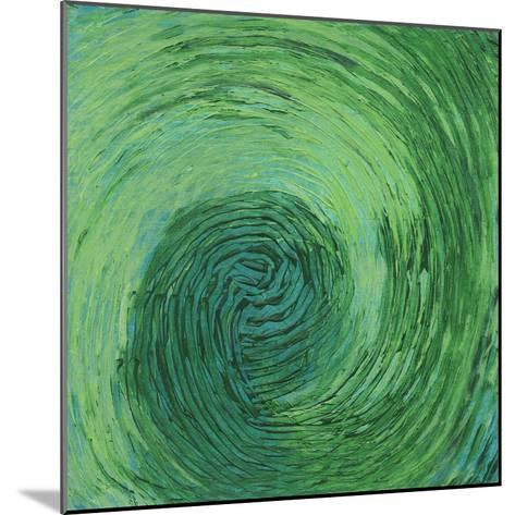 Green Earth II-Charles McMullen-Mounted Art Print