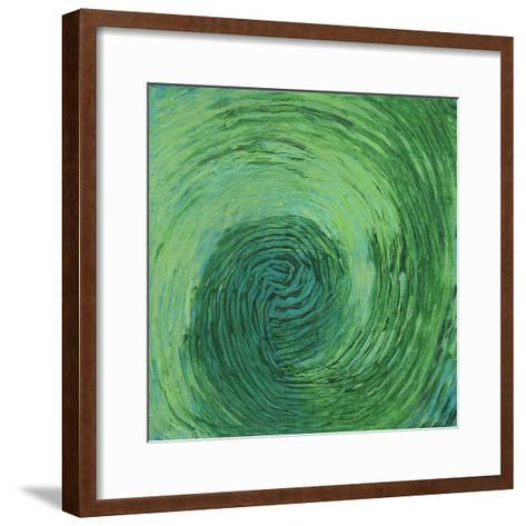 Green Earth II-Charles McMullen-Framed Art Print