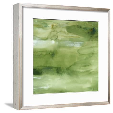 Malachite II-Lisa Choate-Framed Art Print