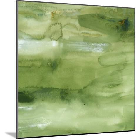 Malachite II-Lisa Choate-Mounted Art Print