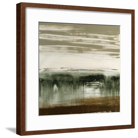 Juncture II-Sisa Jasper-Framed Art Print