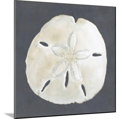 Shell on Slate II-Megan Meagher-Mounted Art Print