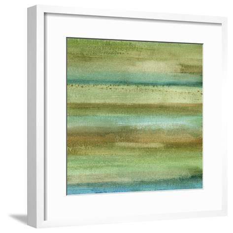 Fields in Spring II-Charles McMullen-Framed Art Print