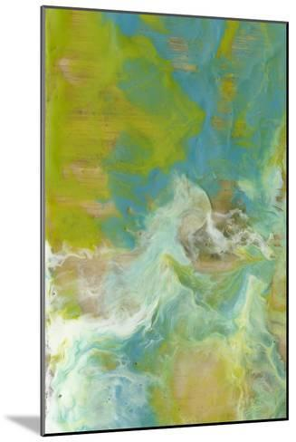 Amorphous I-Jennifer Goldberger-Mounted Art Print