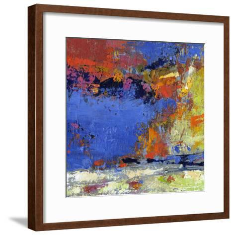 New England Autumn-Janet Bothne-Framed Art Print