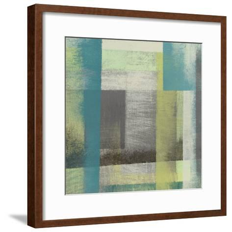 Overspray I-Jennifer Goldberger-Framed Art Print