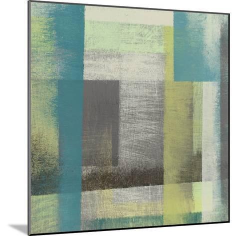 Overspray I-Jennifer Goldberger-Mounted Art Print