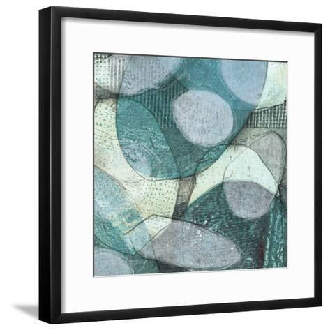 Intersected II-Jennifer Goldberger-Framed Art Print