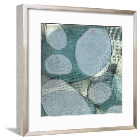 Intersected I-Jennifer Goldberger-Framed Art Print