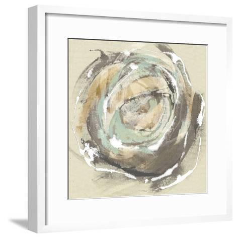 Flora I-Sisa Jasper-Framed Art Print