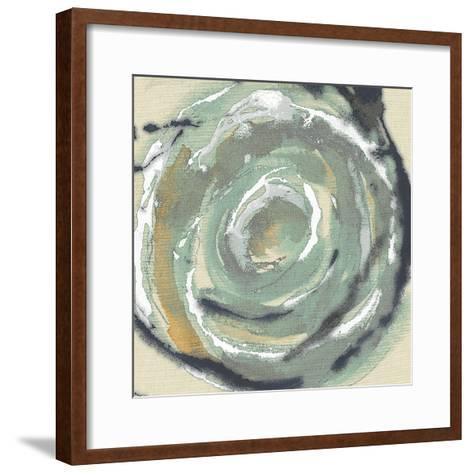 Flora III-Sisa Jasper-Framed Art Print
