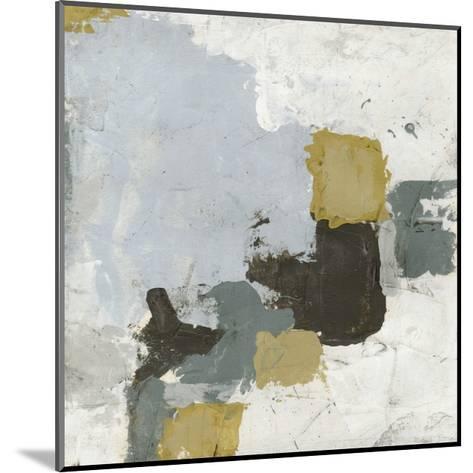 Uptown Shuffle II-Erica J^ Vess-Mounted Art Print