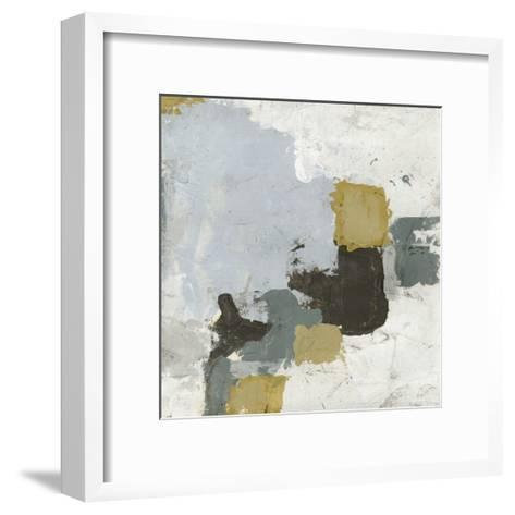 Uptown Shuffle II-Erica J^ Vess-Framed Art Print