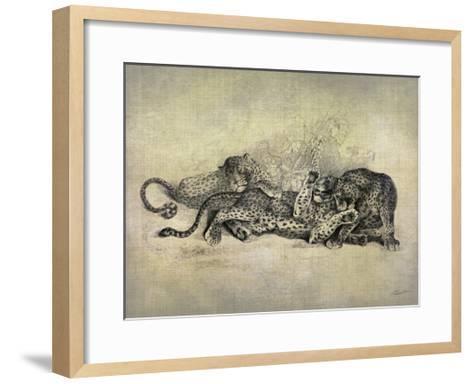 Big Cats I-John Butler-Framed Art Print