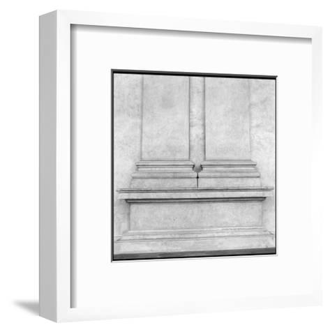 Enduring Composition III-Laura Denardo-Framed Art Print