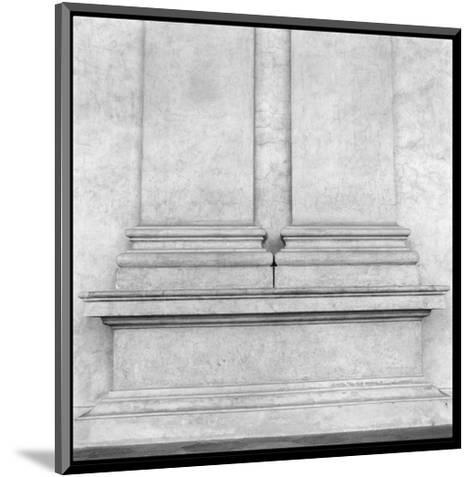 Enduring Composition III-Laura Denardo-Mounted Art Print