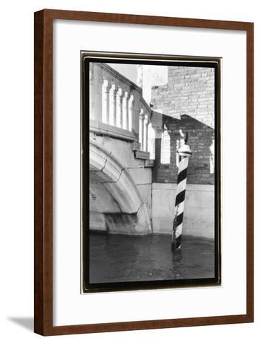 Hidden Passages, Venice VII-Laura Denardo-Framed Art Print