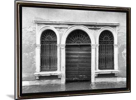 Hidden Passages, Venice V-Laura Denardo-Mounted Art Print