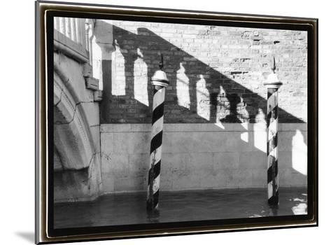 Hidden Passages, Venice VIII-Laura Denardo-Mounted Art Print