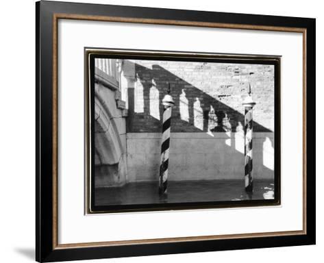 Hidden Passages, Venice VIII-Laura Denardo-Framed Art Print