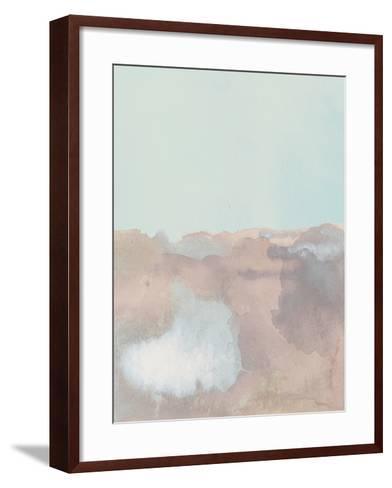 Tide Pools I-Grace Popp-Framed Art Print