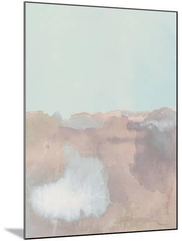 Tide Pools I-Grace Popp-Mounted Art Print
