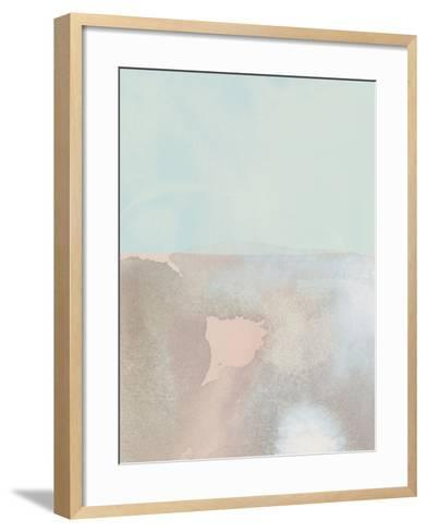 Tide Pools II-Grace Popp-Framed Art Print