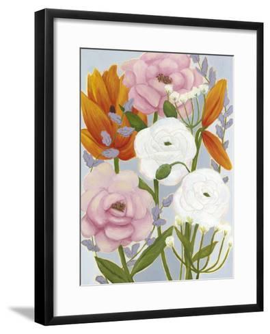 Morning Bouquet II-Grace Popp-Framed Art Print