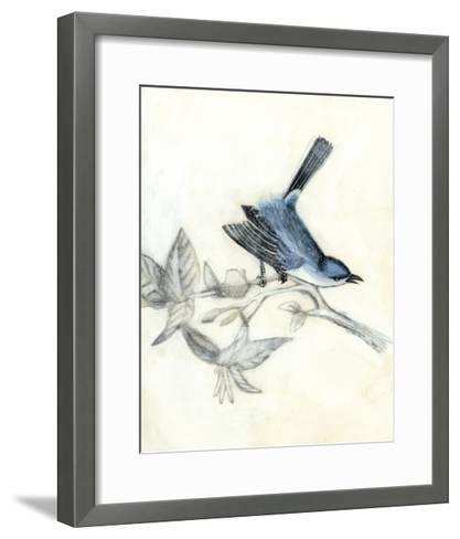 Rustic Aviary III-Naomi McCavitt-Framed Art Print
