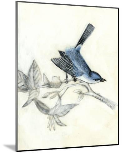 Rustic Aviary III-Naomi McCavitt-Mounted Art Print
