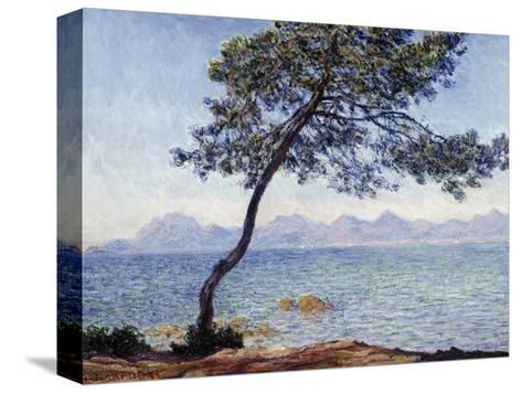 Antibes by Claude Monet, 1888--Stretched Canvas Print