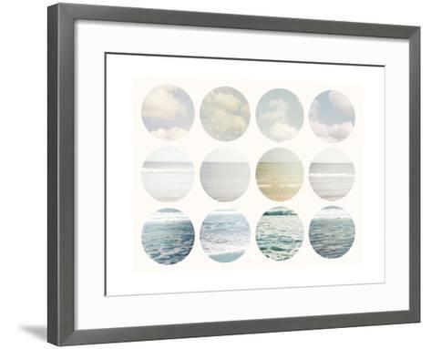 Coastal Scopes-Sussannah Tucker-Framed Art Print
