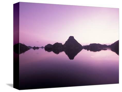 Beehive Islands, Papua, Indonesia-Michele Westmorland-Stretched Canvas Print