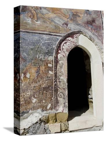 Inside Sumela Monastery, Trabzon, Turkey-Cindy Miller Hopkins-Stretched Canvas Print