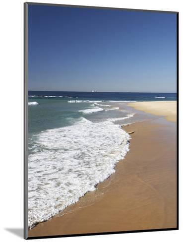 Nobbys Beach, Newcastle, New South Wales, Australia-David Wall-Mounted Photographic Print