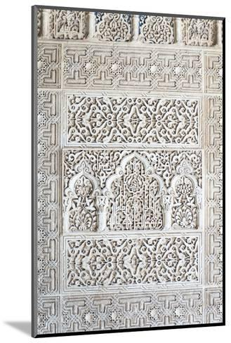 Nasrid Palace, Alhambra, Granada, Andalucia, Spain-Rob Tilley-Mounted Photographic Print