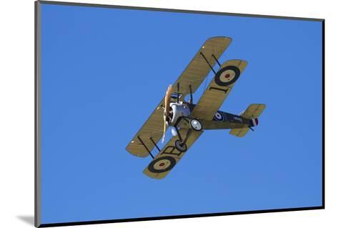 Sopwith Camel, WWI Fighter Plane, War Plane-David Wall-Mounted Photographic Print