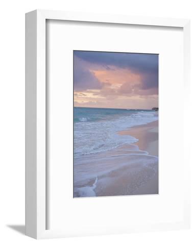 Sunrise, Bavaro Beach, Higuey, Punta Cana, Dominican Republic-Lisa S^ Engelbrecht-Framed Art Print