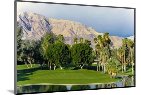 Desert Island Golf and Country Club, Rancho Mirage, California, USA-Richard Duval-Mounted Photographic Print