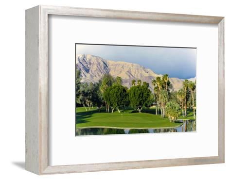 Desert Island Golf and Country Club, Rancho Mirage, California, USA-Richard Duval-Framed Art Print