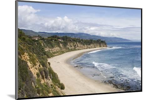 Point Dume, Malibu, California, USA-Peter Bennett-Mounted Photographic Print