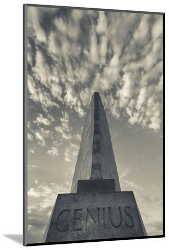 North Carolina, Kill Devil Hills, Wright Brothers National Memorial-Walter Bibikow-Mounted Photographic Print