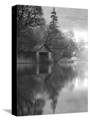 Boathouse, Cumbria, England, UK-Nadia Isakova-Stretched Canvas Print