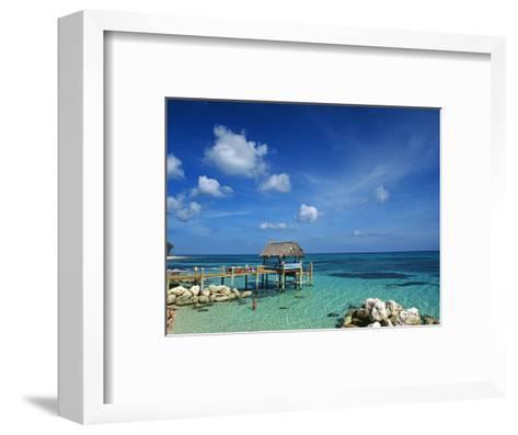 Compass Point, Nassau, Bahamas-William Gray-Framed Art Print