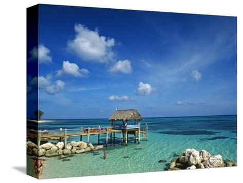 Compass Point, Nassau, Bahamas-William Gray-Stretched Canvas Print