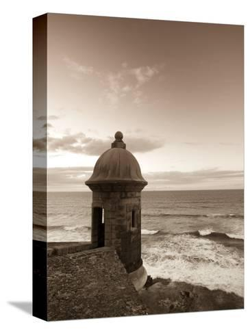 San Juan, Old Town, Fuerte San Cristobal, Puerto Rico-Michele Falzone-Stretched Canvas Print