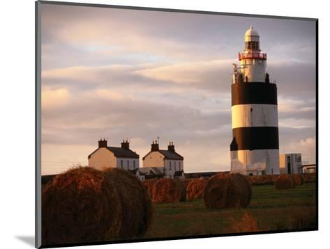 The Hook Head Lighthouse in County Wexford Was Built in the 13th Century Ireland-Doug McKinlay-Mounted Photographic Print